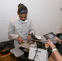 Washington Square Watches Pop-up and Monogram launch party at MOXY Times Square #72