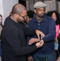 Washington Square Watches Pop-up and Monogram launch party at MOXY Times Square #86