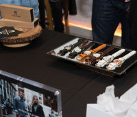 Washington Square Watches Pop-up and Monogram launch party at MOXY Times Square #126