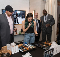 Washington Square Watches Pop-up and Monogram launch party at MOXY Times Square #134