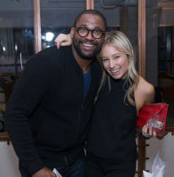 Washington Square Watches Pop-up and Monogram launch party at MOXY Times Square #145
