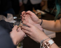 Washington Square Watches Pop-up and Monogram launch party at MOXY Times Square #152