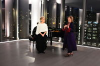 Changing the World through Art:  A Cocktail and Concert with Metropolitan Opera stars, Alice Coote, Joyce DiDonato & Bryan Wagorn #144