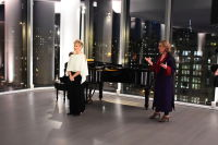 Changing the World through Art:  A Cocktail and Concert with Metropolitan Opera stars, Alice Coote, Joyce DiDonato & Bryan Wagorn #146