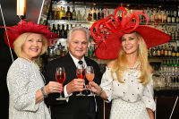 CEO Michelle-Marie Heinemann of Old Fashioned Mom Magazine hosts her 9th Annual Bellini and Bloody Mary Hat Party at Bar Pleiades #21