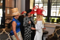 CEO Michelle-Marie Heinemann of Old Fashioned Mom Magazine hosts her 9th Annual Bellini and Bloody Mary Hat Party at Bar Pleiades #18