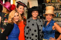 CEO Michelle-Marie Heinemann of Old Fashioned Mom Magazine hosts her 9th Annual Bellini and Bloody Mary Hat Party at Bar Pleiades #25