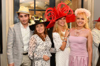 CEO Michelle-Marie Heinemann of Old Fashioned Mom Magazine hosts her 9th Annual Bellini and Bloody Mary Hat Party at Bar Pleiades #30