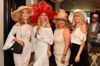 CEO Michelle-Marie Heinemann of Old Fashioned Mom Magazine hosts her 9th Annual Bellini and Bloody Mary Hat Party at Bar Pleiades #44