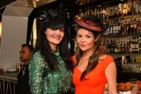 CEO Michelle-Marie Heinemann of Old Fashioned Mom Magazine hosts her 9th Annual Bellini and Bloody Mary Hat Party at Bar Pleiades #45