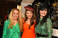 CEO Michelle-Marie Heinemann of Old Fashioned Mom Magazine hosts her 9th Annual Bellini and Bloody Mary Hat Party at Bar Pleiades #53