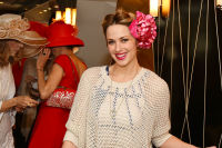 CEO Michelle-Marie Heinemann of Old Fashioned Mom Magazine hosts her 9th Annual Bellini and Bloody Mary Hat Party at Bar Pleiades #59