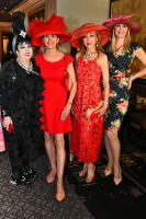 CEO Michelle-Marie Heinemann of Old Fashioned Mom Magazine hosts her 9th Annual Bellini and Bloody Mary Hat Party at Bar Pleiades #61