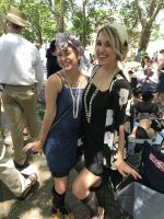 The 13th Annual Jazz Age Lawn Party #17