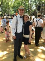 The 13th Annual Jazz Age Lawn Party #11