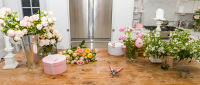 Hamptons Flower Design Workshop #14