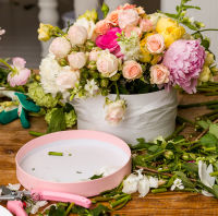 Hamptons Flower Design Workshop #25