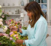 Hamptons Flower Design Workshop #32