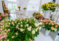 Hamptons Flower Design Workshop #72