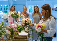 Hamptons Flower Design Workshop #86