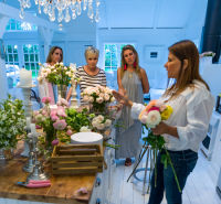 Hamptons Flower Design Workshop #87