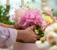 Hamptons Flower Design Workshop #105