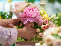 Hamptons Flower Design Workshop #106