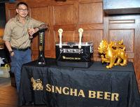 Singha Draft Launch Dinner #15