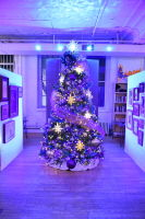 Deck The Halls - A Designer Holiday Tree Lighting at Housing Works Chelsea #8