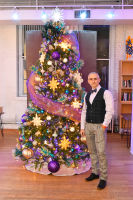 Deck The Halls - A Designer Holiday Tree Lighting at Housing Works Chelsea #11