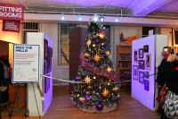 Deck The Halls - A Designer Holiday Tree Lighting at Housing Works Chelsea #99