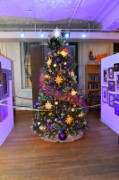 Deck The Halls - A Designer Holiday Tree Lighting at Housing Works Chelsea #102