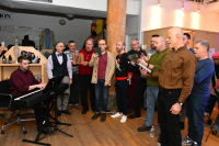 Deck The Halls - A Designer Holiday Tree Lighting at Housing Works Chelsea #105