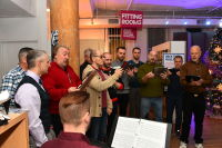 Deck The Halls - A Designer Holiday Tree Lighting at Housing Works Chelsea #104