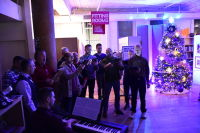 Deck The Halls - A Designer Holiday Tree Lighting at Housing Works Chelsea #101