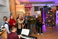 Deck The Halls - A Designer Holiday Tree Lighting at Housing Works Chelsea #114