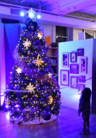 Deck The Halls - A Designer Holiday Tree Lighting at Housing Works Chelsea #110