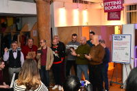 Deck The Halls - A Designer Holiday Tree Lighting at Housing Works Chelsea #112