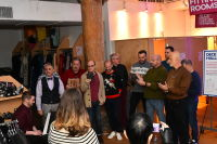 Deck The Halls - A Designer Holiday Tree Lighting at Housing Works Chelsea #109