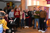 Deck The Halls - A Designer Holiday Tree Lighting at Housing Works Chelsea #111