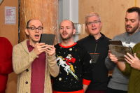 Deck The Halls - A Designer Holiday Tree Lighting at Housing Works Chelsea #116