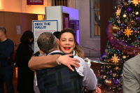 Deck The Halls - A Designer Holiday Tree Lighting at Housing Works Chelsea #113