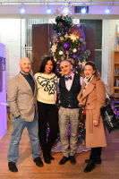 Deck The Halls - A Designer Holiday Tree Lighting at Housing Works Chelsea #120