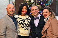 Deck The Halls - A Designer Holiday Tree Lighting at Housing Works Chelsea #121