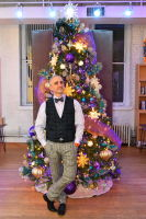 Deck The Halls - A Designer Holiday Tree Lighting at Housing Works Chelsea #10