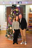 Deck The Halls - A Designer Holiday Tree Lighting at Housing Works Chelsea #143