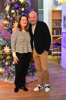 Deck The Halls - A Designer Holiday Tree Lighting at Housing Works Chelsea #145