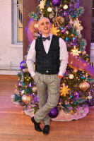 Deck The Halls - A Designer Holiday Tree Lighting at Housing Works Chelsea #15