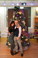 Deck The Halls - A Designer Holiday Tree Lighting at Housing Works Chelsea #151