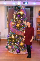 Deck The Halls - A Designer Holiday Tree Lighting at Housing Works Chelsea #13